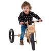 Image of Trybike Wooden 4 in 1 Tricycle / Kids Trike / Balance Bike
