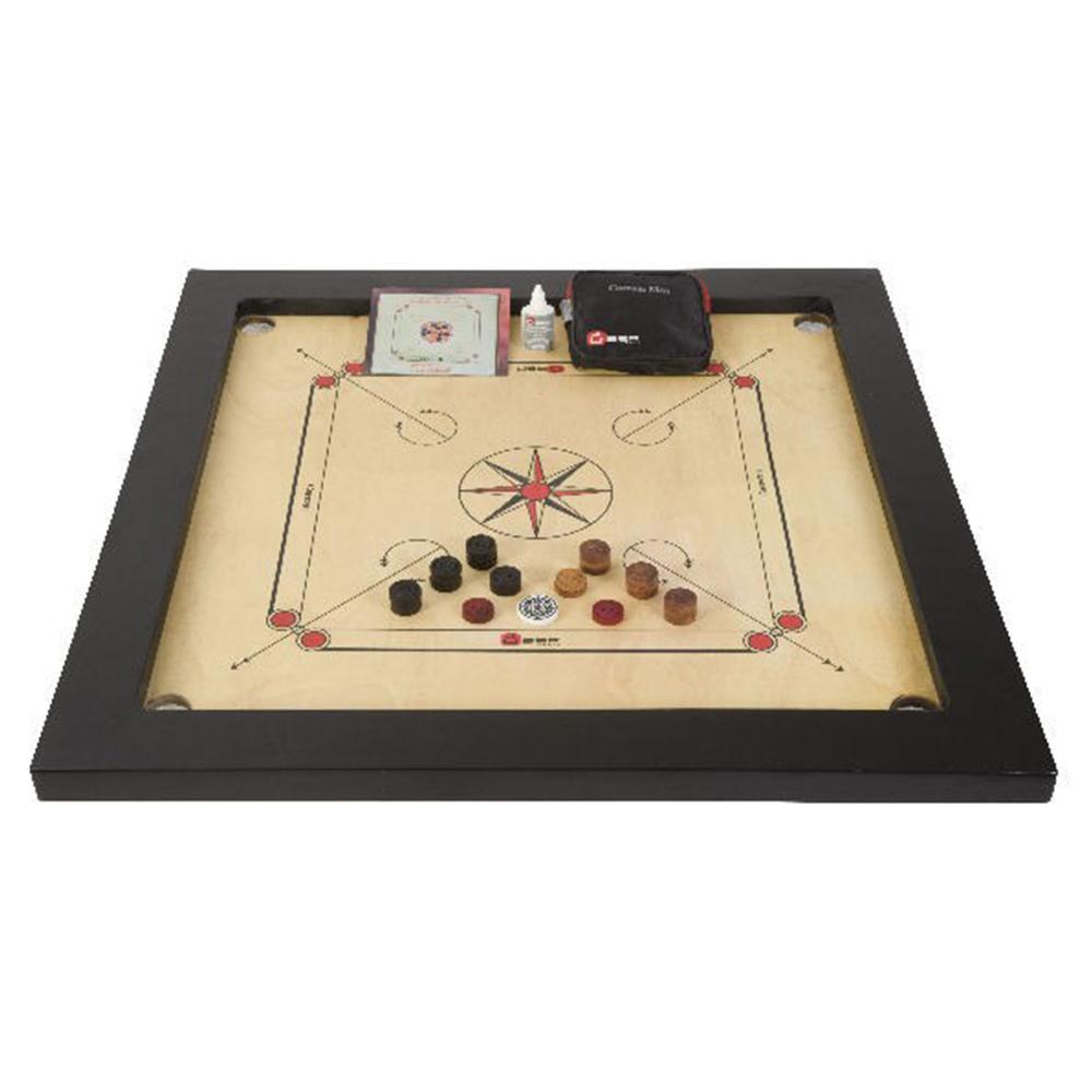 Tournament Carrom Board Game Set by Uber - Kids Car Sales