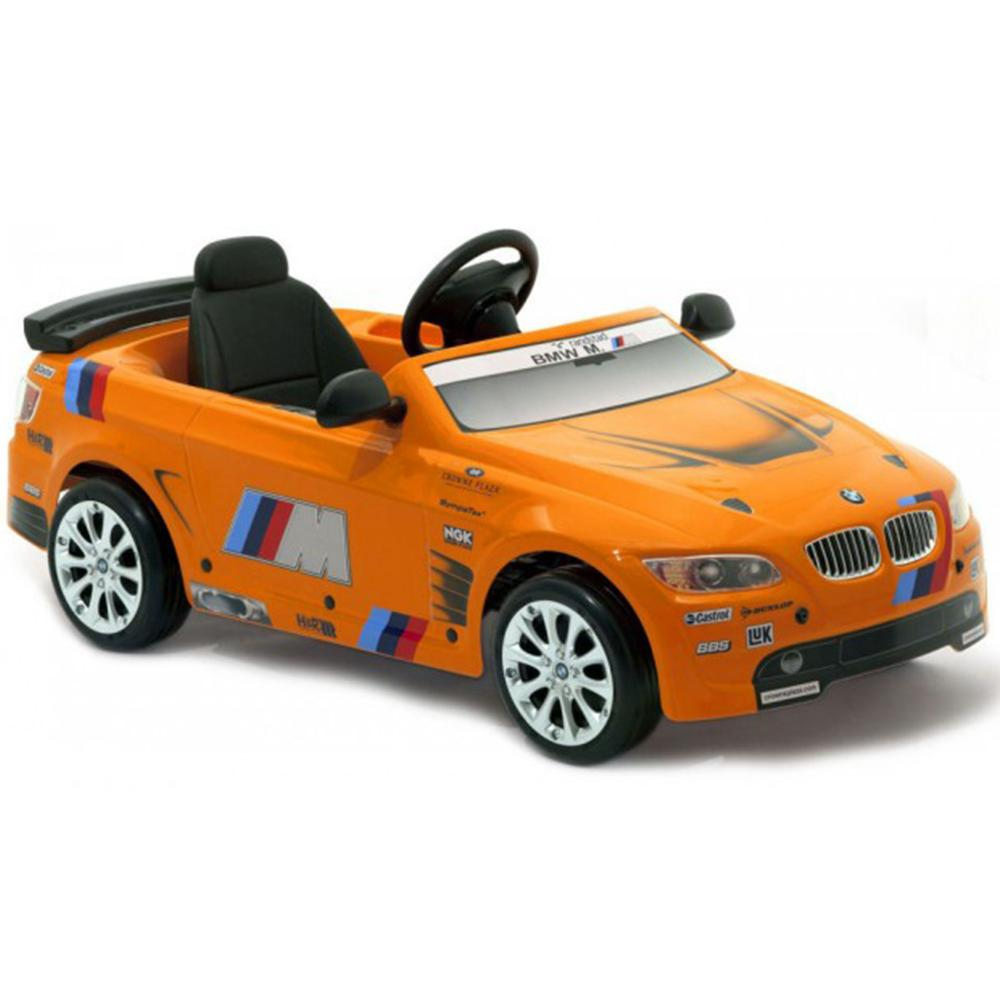 Toys Toys Toys Toys BMW M3 GT Sports Orange 6v Single Seat Ride-On Kids Car YG1942