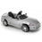 Toys Toys Jaguar XK EL Silver 6v Single Seat Ride-On Kids Car