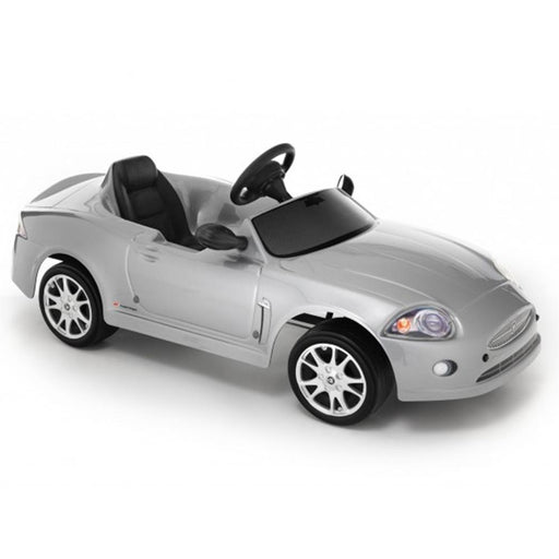 Toys Toys Toys Toys Jaguar XK EL Silver 6v Single Seat Ride-On Kids Car YG1935