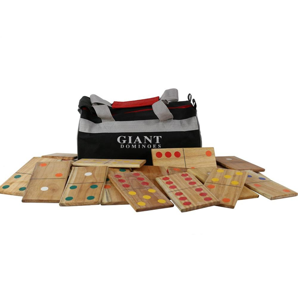 Uber Giant Wooden Dominoes