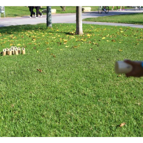 Uber Wooden Scatter Set - Great Backyard Throwing Game