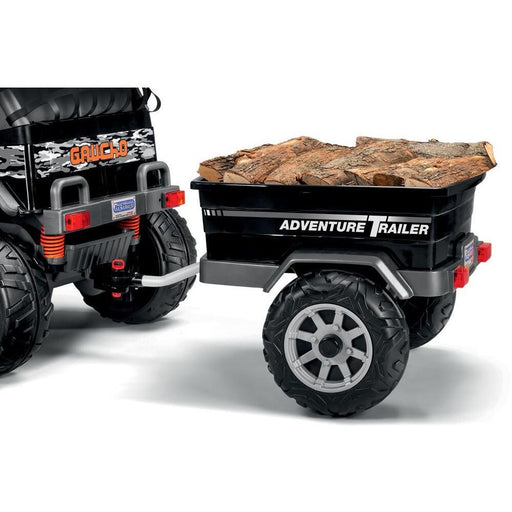 Peg Perego Adventure Trailer - Kids Car Sales
