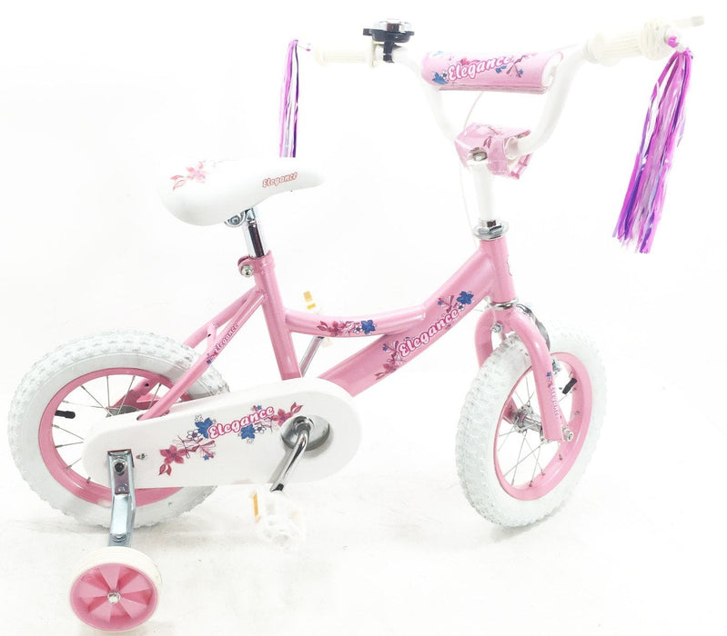 "12"" Kids BMX Bicycle - Pink - Kids Car Sales"