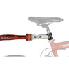 Image of WeeRide Pro Pilot Tag-Along Alloy Childrens Bike Attachment
