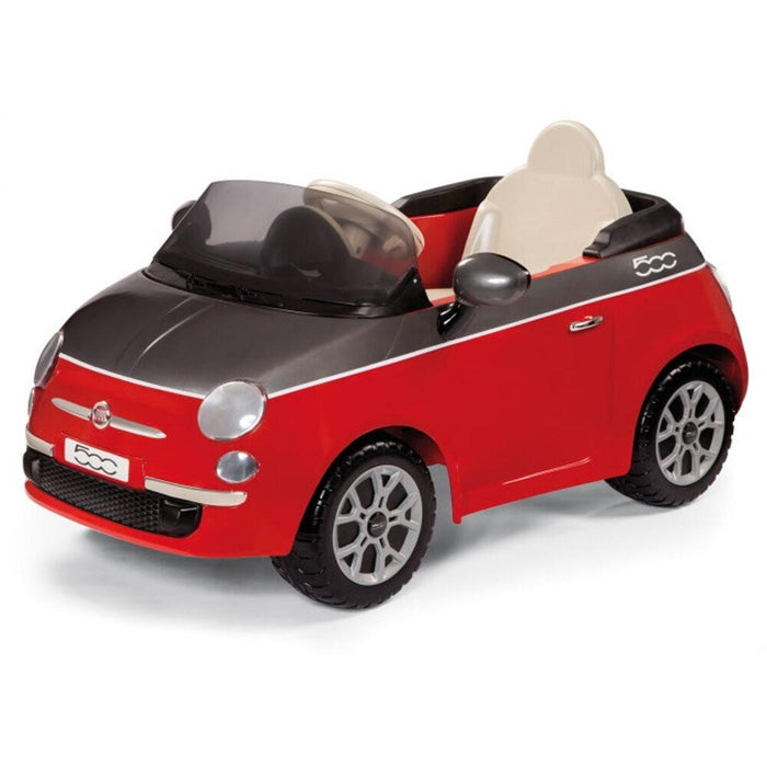 Peg Perego Fiat 500 6v Ride-On Kids Car - Kids Car Sales