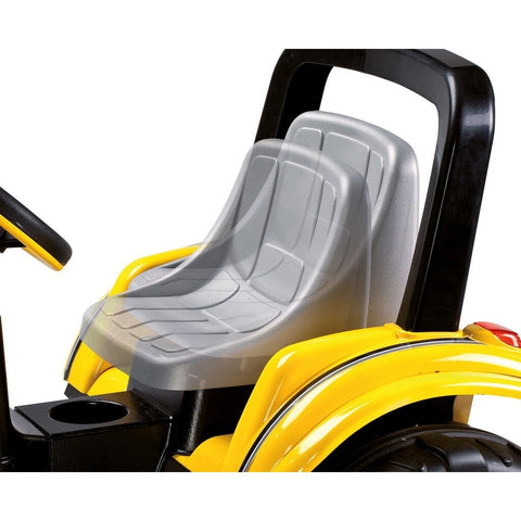 Peg Perego Maxi Excavator Pedal Powered Kids Ride-On - Kids Car Sales