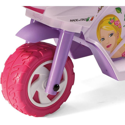 Peg Perego Mini Princess 6v Kids Ride-On Motorbike - Kids Car Sales