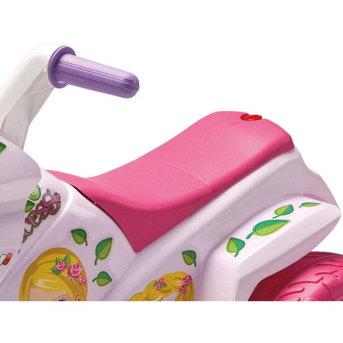 Peg Perego Peg Perego Mini Princess 6v Kids Ride-On Motorbike IGMD0003
