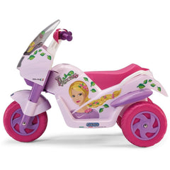 Peg Perego Raider Princess 6v Kids Ride-On Motorbike
