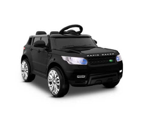 Range Rover Sport Inspired Black 12v Ride-On Kids Car
