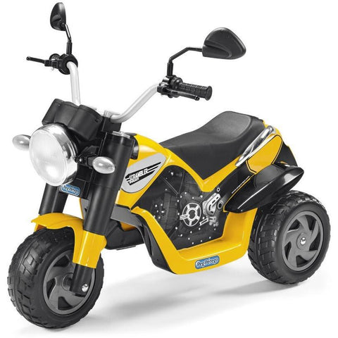 Peg Perego Ducati Scrambler 6v Kids Ride-On Motorbike - Kids Car Sales