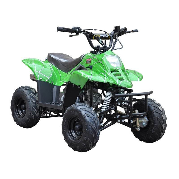 GMX Ripper 110cc Petrol-Powered 4-Stroke Kids Sports Quad Bike - Kids Car Sales