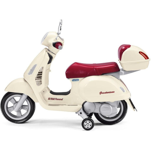 Peg Perego Peg Perego 12v Kids Ride-On Vespa Piaggio Scooter IGMC0019