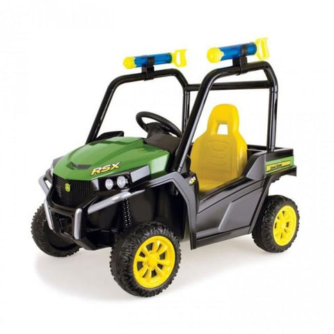 John Deere Gator 6v Kids Ride-On Gator With Water Cannons - Kids Car Sales