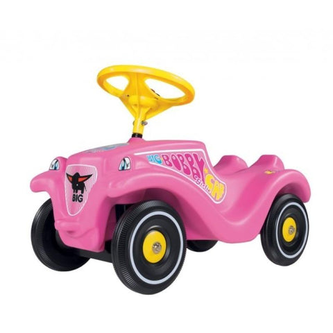 BIG Bobby Ride On Car Girls Classic Pink