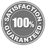 Image of 100% Satisfaction Guarantee