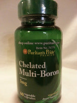 Chelated Multi-Boron       [60 Capsules]