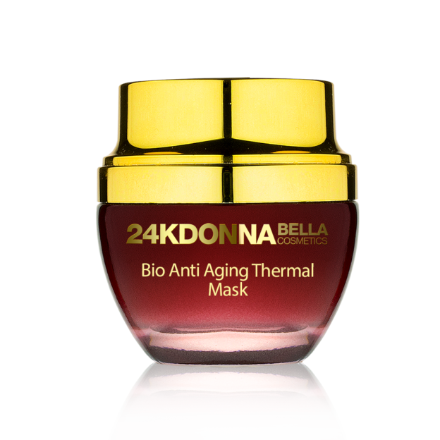 Donna Bella 24K Gold BIO ANTI-AGING THERMAL MASK