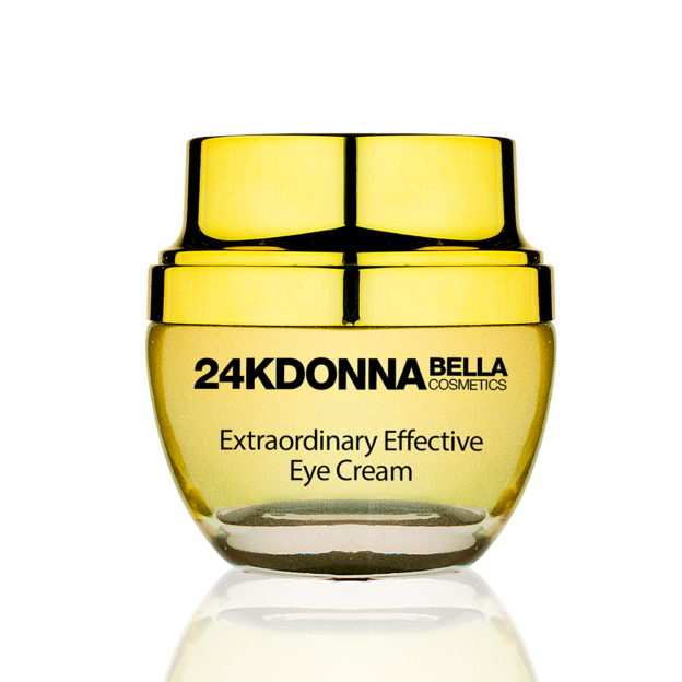 Donna Bella 24K Gold- EXTRAORDINARY EFFECTIVE EYE CREAM