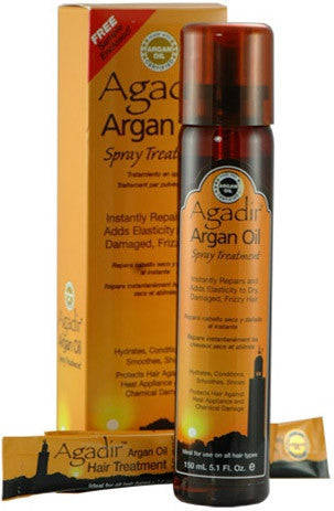 AGADIR ARGAN OIL SPRAY TREATMENT - 5.1 OZ