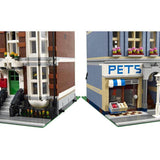 LEGO 10218 Pet Shop  Big Big World