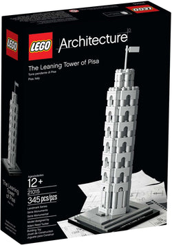 LEGO 21015 The Leaning Tower of Pisa  Big Big World