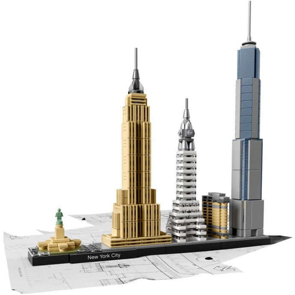LEGO 21028 New York City  Big Big World