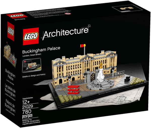LEGO 21029 Buckingham Palace  Big Big World