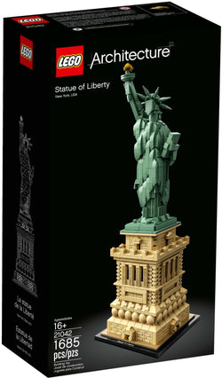 LEGO 21042 Statue of Liberty  Big Big World