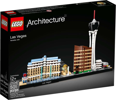 LEGO 21047 Las Vegas  Big Big World