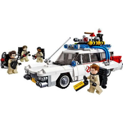 LEGO 21108 Ghostbusters  Big Big World