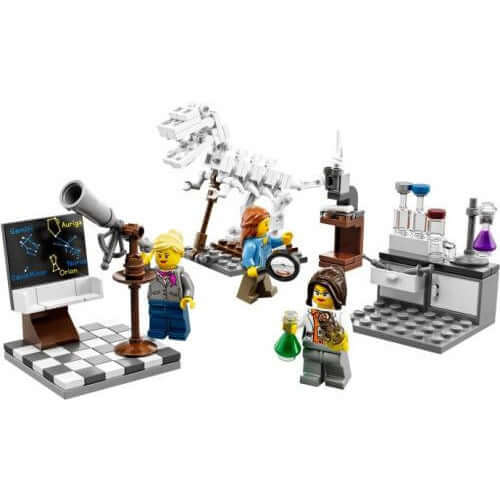 LEGO 21110 Research Institute  Big Big World