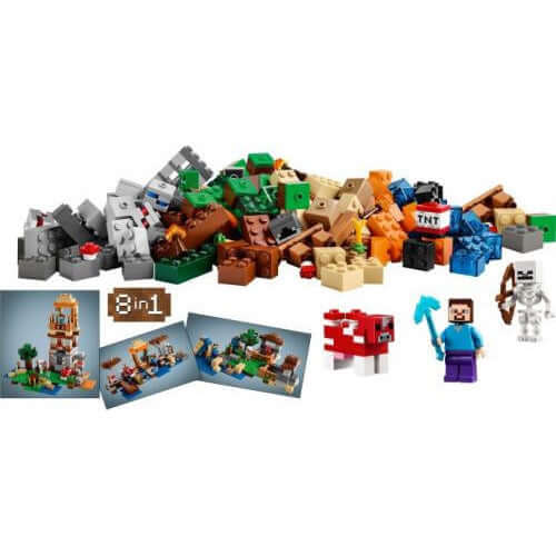 LEGO 21116 Crafting Box  Big Big World