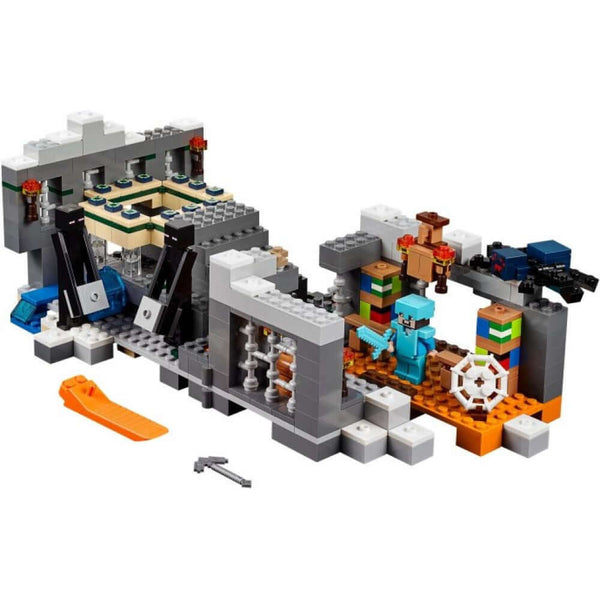 LEGO 21124 The End Portal  Big Big World