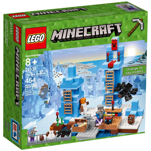 LEGO 21131 The Ice Spikes  Big Big World