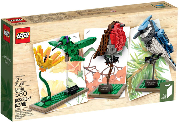 LEGO 21301 Birds  Big Big World