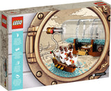 LEGO 21313 Ship in a Bottle  Big Big World