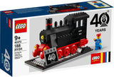 LEGO 40370 40 Years of LEGO Trains