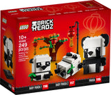 LEGO 40466 Chinese New Year Pandas