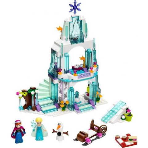LEGO 41062 Elsa's Sparkling Ice Castle  Big Big World