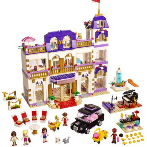 LEGO 41101 Heartlake Grand Hotel  Big Big World