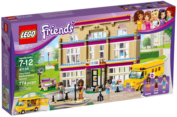 LEGO 41134 Heartlake Performance School  Big Big World