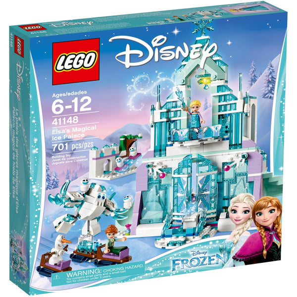 LEGO 41148 Elsa's Magical Ice Palace  Big Big World