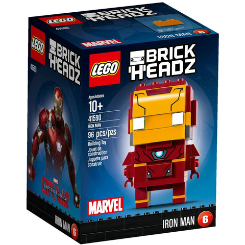 LEGO 41590 Iron Man  Big Big World