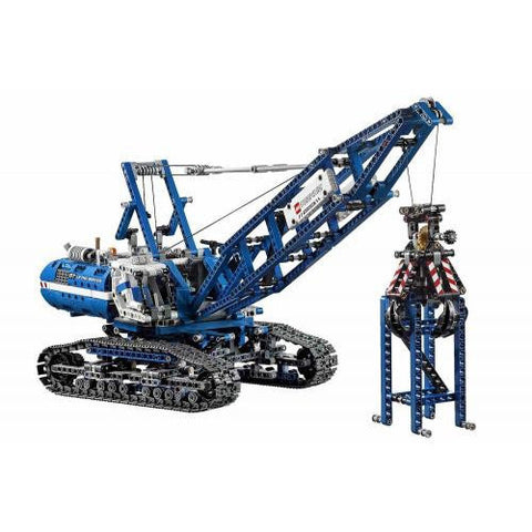 LEGO 42042 Crawler Crane  Big Big World