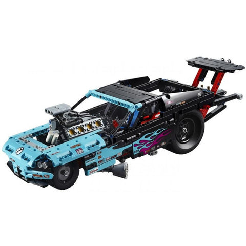 LEGO 42050 Drag Racer  Big Big World
