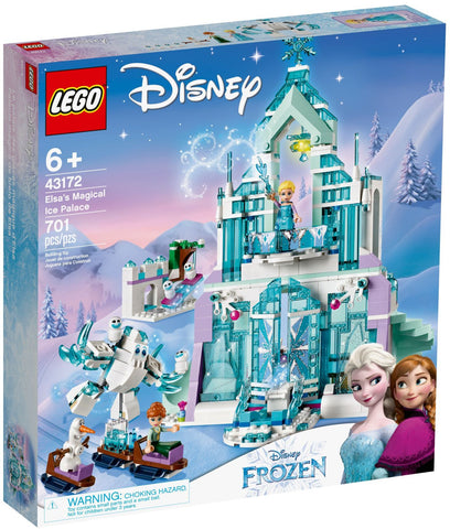 LEGO 43172 Elsa's Magical Ice Palace