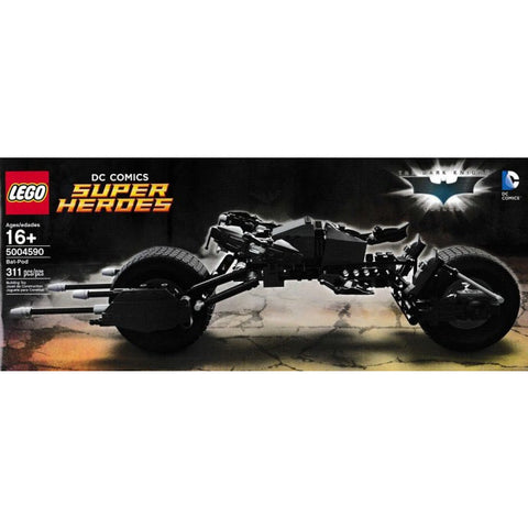 LEGO 5004590 Bat Pod MOC  Big Big World